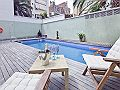 My Space Barcelona - RYC.b.1 GRACIA HOLIDAY LOFT Terrace