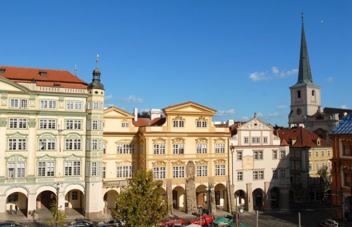 Luxury accommodation mala strana in prague your for Best hotels in mala strana prague