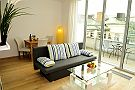 Comfortable apartment Wenceslas Square Living room