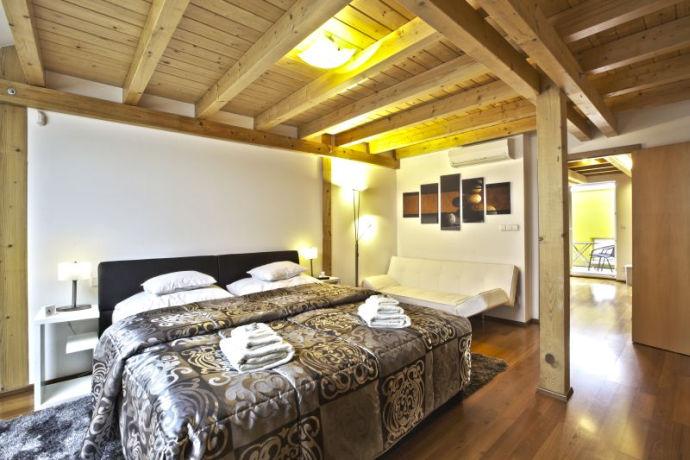 Luxury apartment olivova prague your apartments for Designer apartment prague