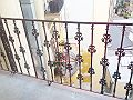 Castleview Apartment in Prague Balcony