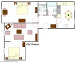 EUA, s.r.o. - Old Town B42 Floor plan
