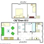 EUA, s.r.o. - Old Town B53 Floor plan