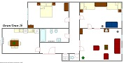 EUA, s.r.o. - Down Town 2B 32 Floor plan