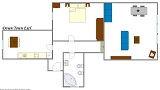 EUA, s.r.o. - Down Town Exclusive 41 1B Floor plan