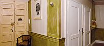1928 ArtDeco Prague apartment - for couple Entrance hall