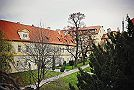 Prague Loreta residence - Prague Loreta Residence  Outside the building