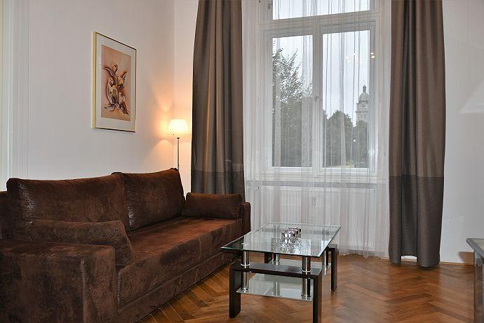 Prague Apartments Center - Apartment Riverside