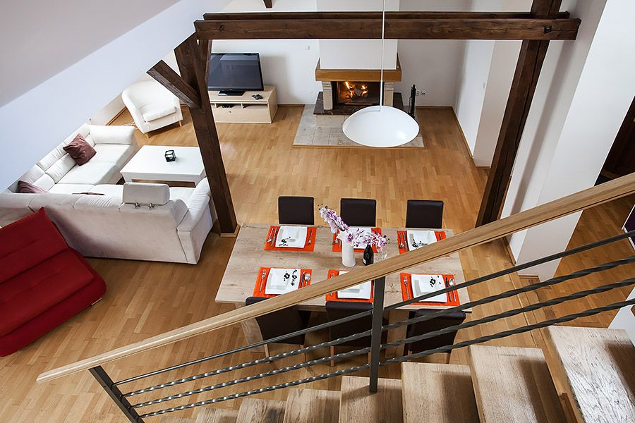 Prague apartments your prague apartments your for Designer apartment prague