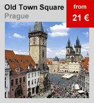 Prague Old Town Square apartments