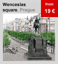 Prague Wenceslas Square apartments