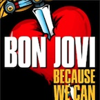 Bon Jovi - Because we can - Tour 2013, Prague