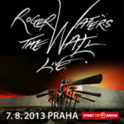 Roger Waters in Prague - The Wall Live 2013